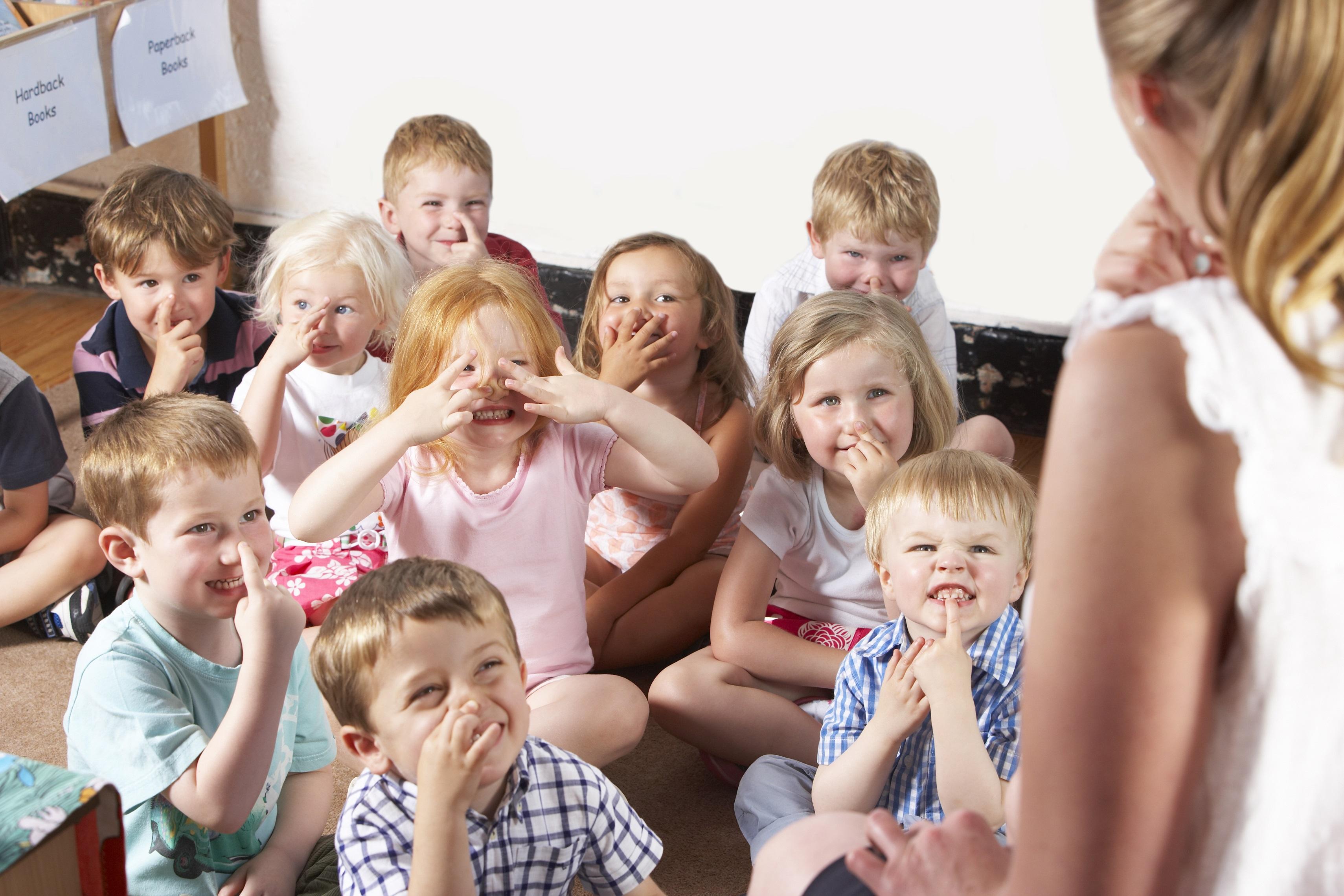 Gewaltfreie Kommunikation für Kinder in Bildungseinrichtungen