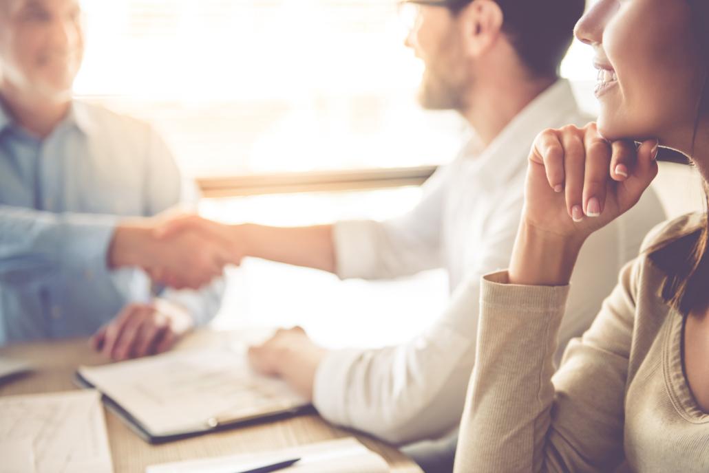 Mitarbeiter Team Und Konfliktgesprache Erfolgreich Fuhren
